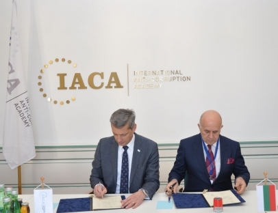 IACA Signs MoU with Bulgarian University of Library Studies and Information Technologies