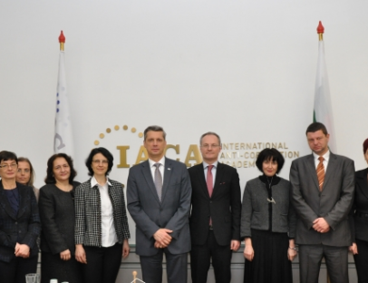 Bulgarian Supreme Court of Cassation visits IACA