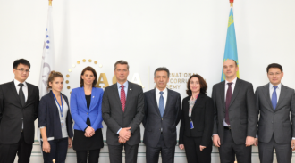 On Best Practices with the Kazakh Academy of Public Administration
