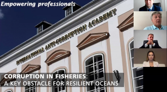 FiTI and IACA extend collaboration to new webinar series on tackling corruption in fisheries