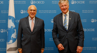 IACA and OECD strengthen their cooperation